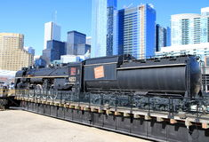 Old Locomotive Royalty Free Stock Photo