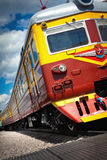 Old locomotives Stock Images