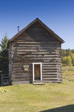 Old log building Royalty Free Stock Photos