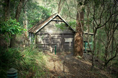 Old Log Cabin 1 Royalty Free Stock Photo