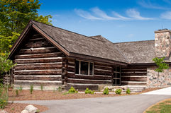 Old log house Royalty Free Stock Photo