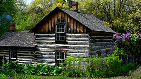 Old Log House Royalty Free Stock Photography