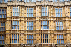 Old in london  historical    parliament glass    reflex Stock Photo