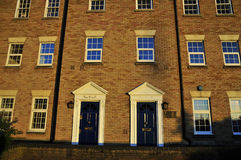 Old London houses Royalty Free Stock Images