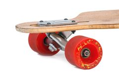 Old longboard Royalty Free Stock Photography