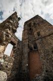 Abandoned tower, Panama Viejo, travel stock photos