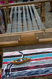 Old loom Royalty Free Stock Photo