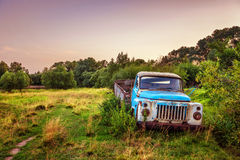 Old lorry Royalty Free Stock Images