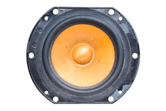 Old loudspeaker Royalty Free Stock Photography