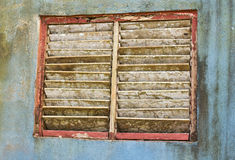 Free Old Louver. Royalty Free Stock Photo - 27606475