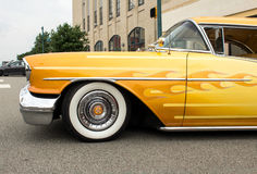 Old 98 Low-Rider Royalty Free Stock Images