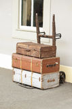 Old Luggage Stock Image