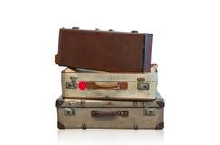 Old luggage Stock Photo