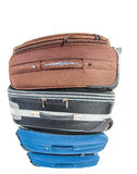 Old Luggage Bags I Stock Photo