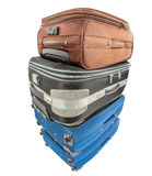 Old Luggage Bags IV Royalty Free Stock Photography