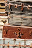 Old luggage Royalty Free Stock Photography