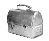 Old Lunch Box Stock Photo