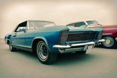 Old luxury car Royalty Free Stock Photos
