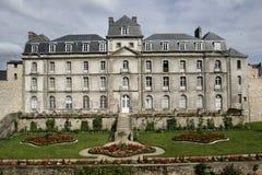 Old luxury french house Stock Image