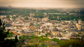 Old Lviv Royalty Free Stock Photos