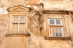 Old Lvov building Royalty Free Stock Images
