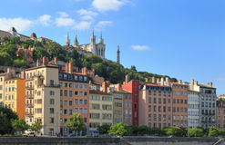 Old Lyon Stock Photography