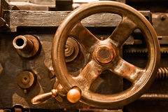 Old Machine Royalty Free Stock Photography