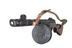 Old Machine gun Stock Photo