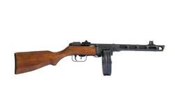 Old Machine Gun Royalty Free Stock Photography