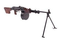 Old machine gun Stock Image