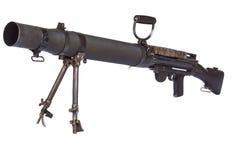Old Machinegun Stock Photo