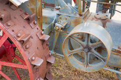 Old Machinery Royalty Free Stock Photos