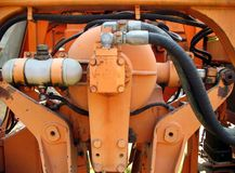 Old machinery Stock Images