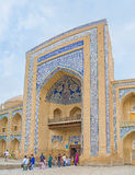 The old Madrasah Royalty Free Stock Photo