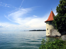 The old magazine in Lindau Royalty Free Stock Photos