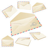 Old Mail Stock Photos