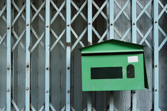 Old mail box Stock Image