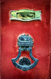 Old mail slot Royalty Free Stock Photos