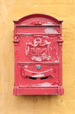 Old mailbox Stock Images