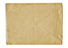 Old mailing envelope Royalty Free Stock Image