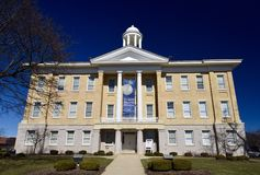 Old Main Stock Photo