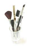Old Makeup Brush Stock Photos