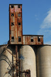 Old malt plant 10 Stock Image