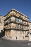 Old Maltese building Stock Photos