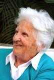 Old Maltese Woman Royalty Free Stock Image
