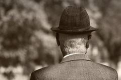 Old man Stock Photography