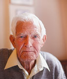 Old man royalty free stock photo