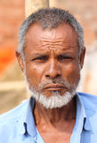 The old man stock photography