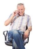 Old man Royalty Free Stock Photos