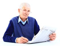 Old Man Stock Photos